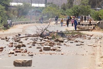 Pretoria Evicted Nellmapius Squatters Vow To Return Lnn Kempton Express