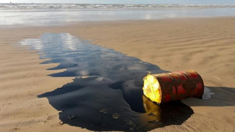 Brazil Oil Spills