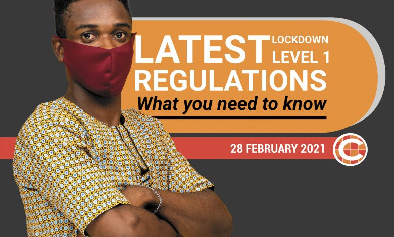 Latest Level 1 Regulations – everything you must know