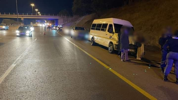 Alleged spiker killed in highway shootout with police