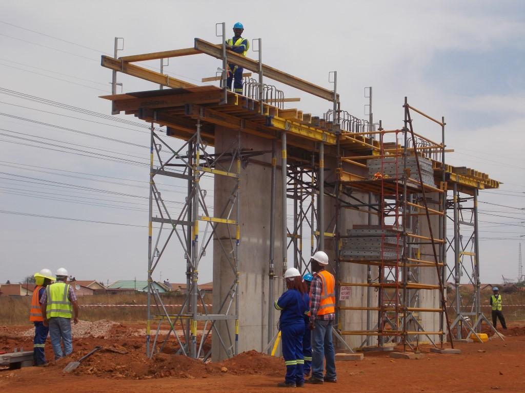 Bridge Construction To Boost Local Economy Soweto Urban