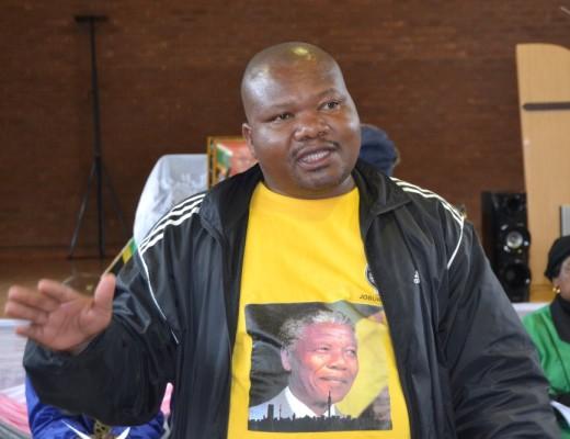 Councillor M, Mlangeni