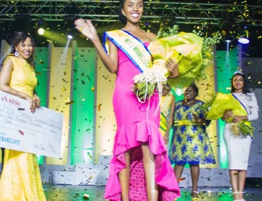 Miss Mamelodi Sundowns 2016/2017 , Sharon-Rose Khumalo.