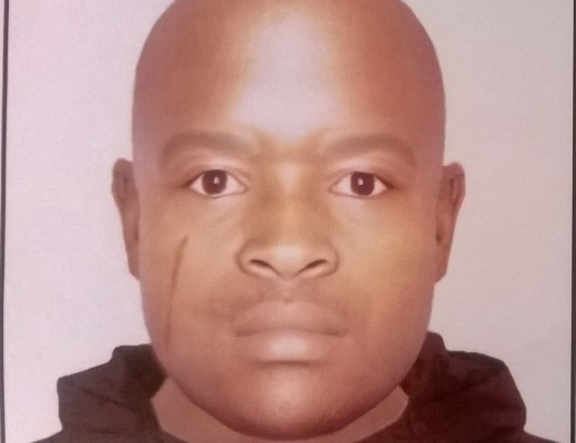 Identikit: Wanted Suspect B Ennerdale House Robbery
