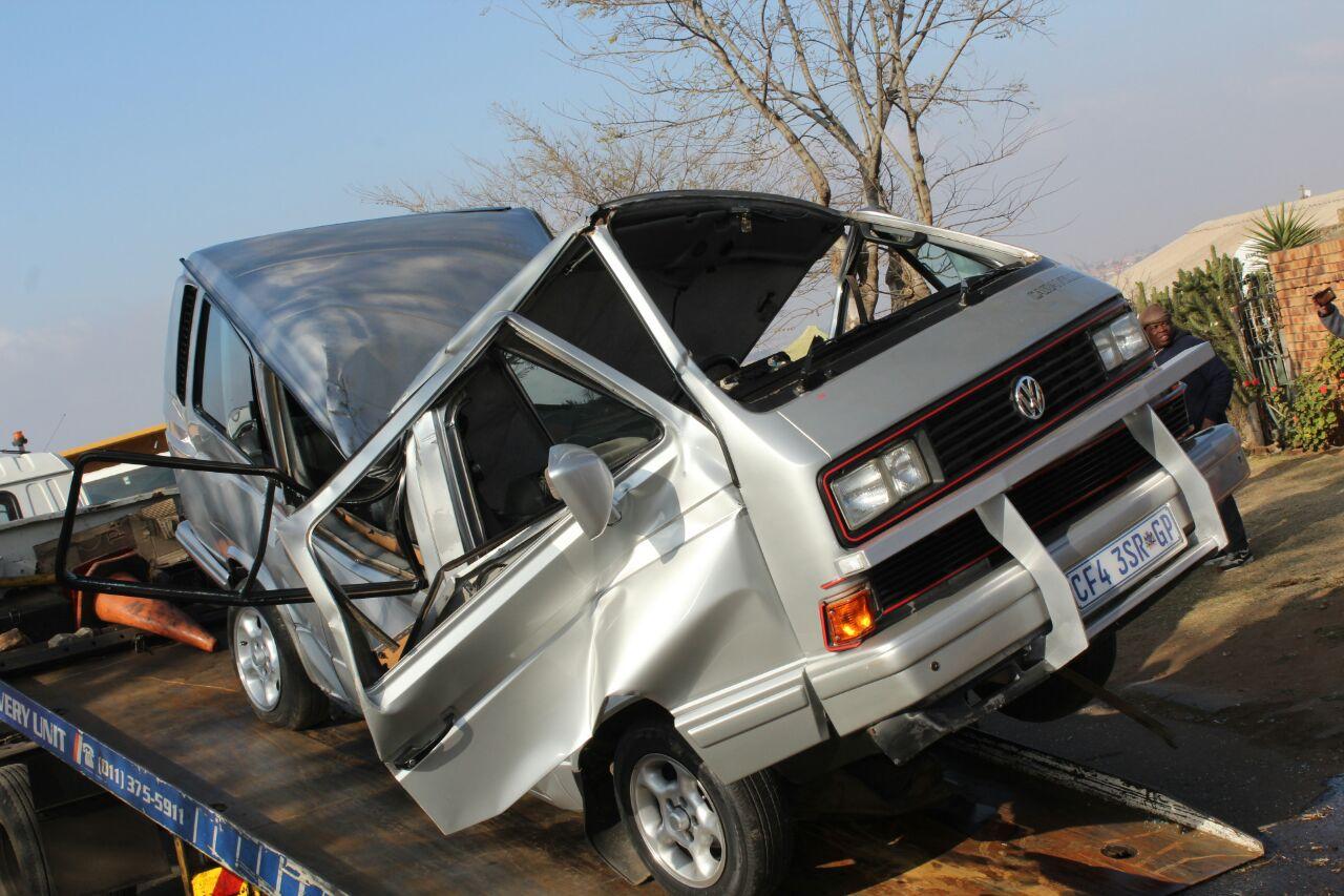 Car Accident  Saturday