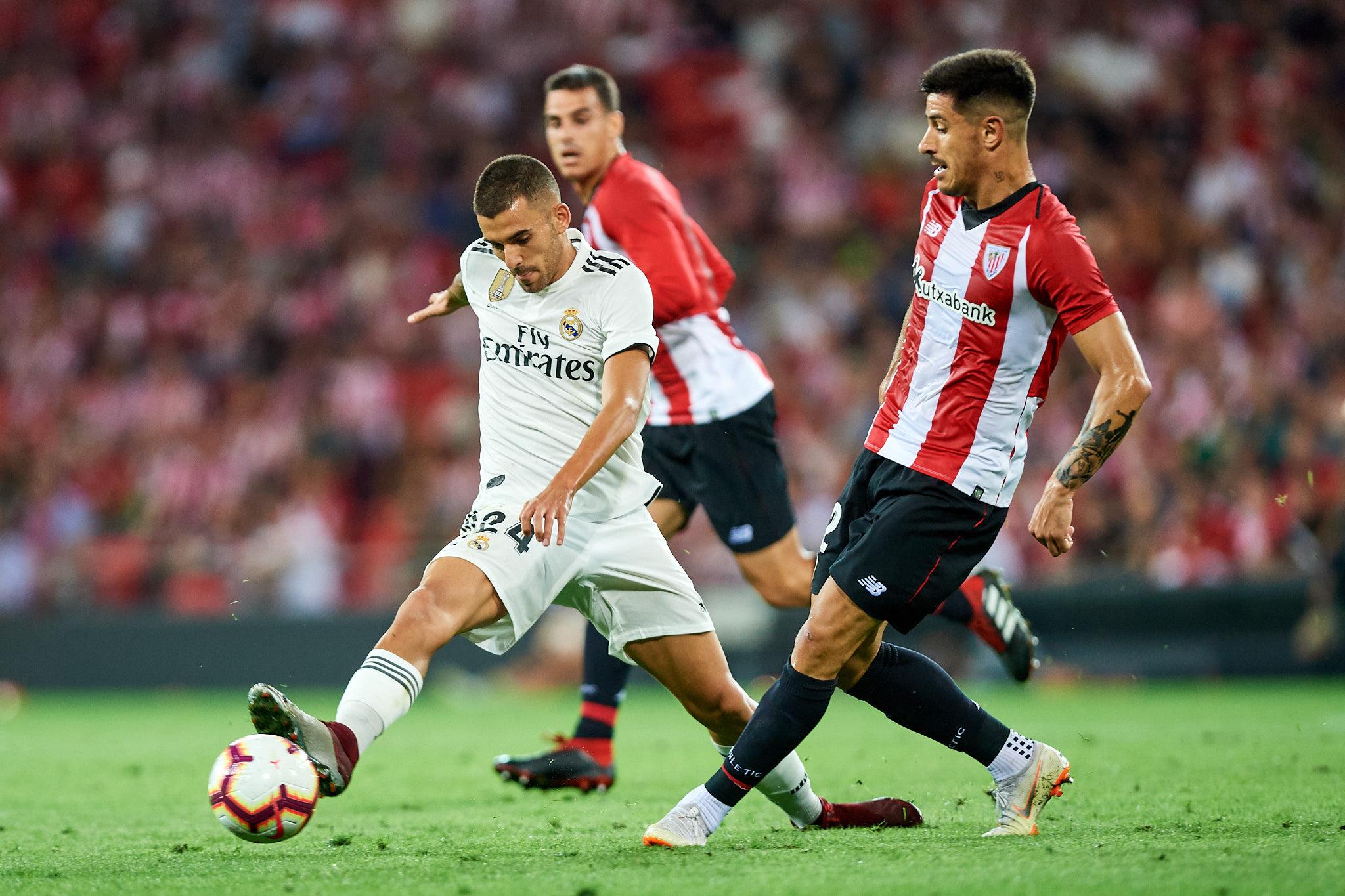 fdd63575a Midfielder Dani Ceballos looks set to be an El Clasico debutant on for Real  Madrid
