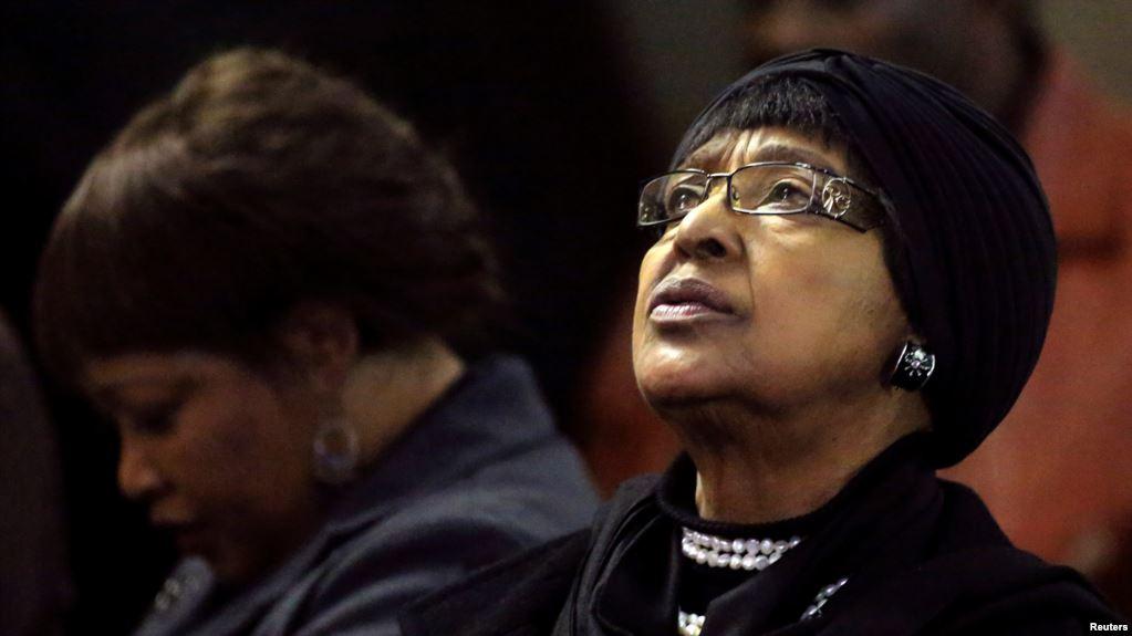 Tributes to South Africa's 'defining symbol' Winnie Madikizela-Mandela