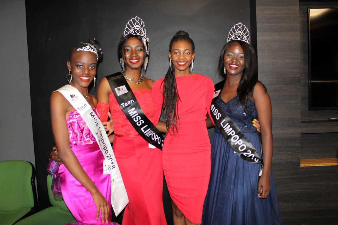 Tzaneen Pageant Queens Take Limpopo By Storm Letaba Herald