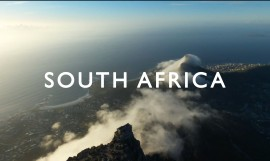 Breath-taking drone footage of South Africa