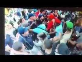 Studente staan saam vir die behoud van Afrikaans op Tukkies – word aangerand