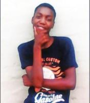 "Young Poet Jabulani ""JBL"" Wana"