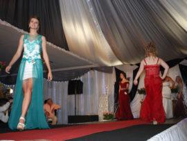 Vanjaar se matriekrok van die jaar-kompetisie gaan weer 'n swierige geleentheid by Soli-Deo Venue op Carletonville wees. Die foto is tydens verlede jaar se finaal geneem.
