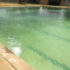 The green Fochville swimming pool.