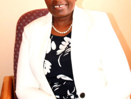 The new manager of Fountain Private Hospital, Mrs Morongwa Keretetse, is ready to draw more patients to the facility.