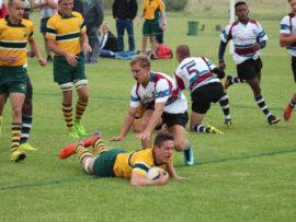 Callies-spelers soos hierdie is reeds besig om hul slag op die rugbyveld te wys.