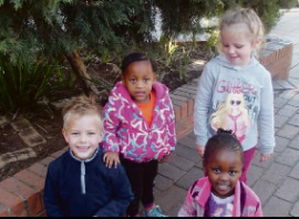 Looking for the Vaal's cutest Tiny Tots!