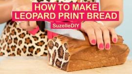 SuzelleDIY – How to Make Leopard Print Bread