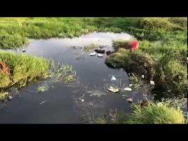 KYK: Riool loop in Oudewerfspruit