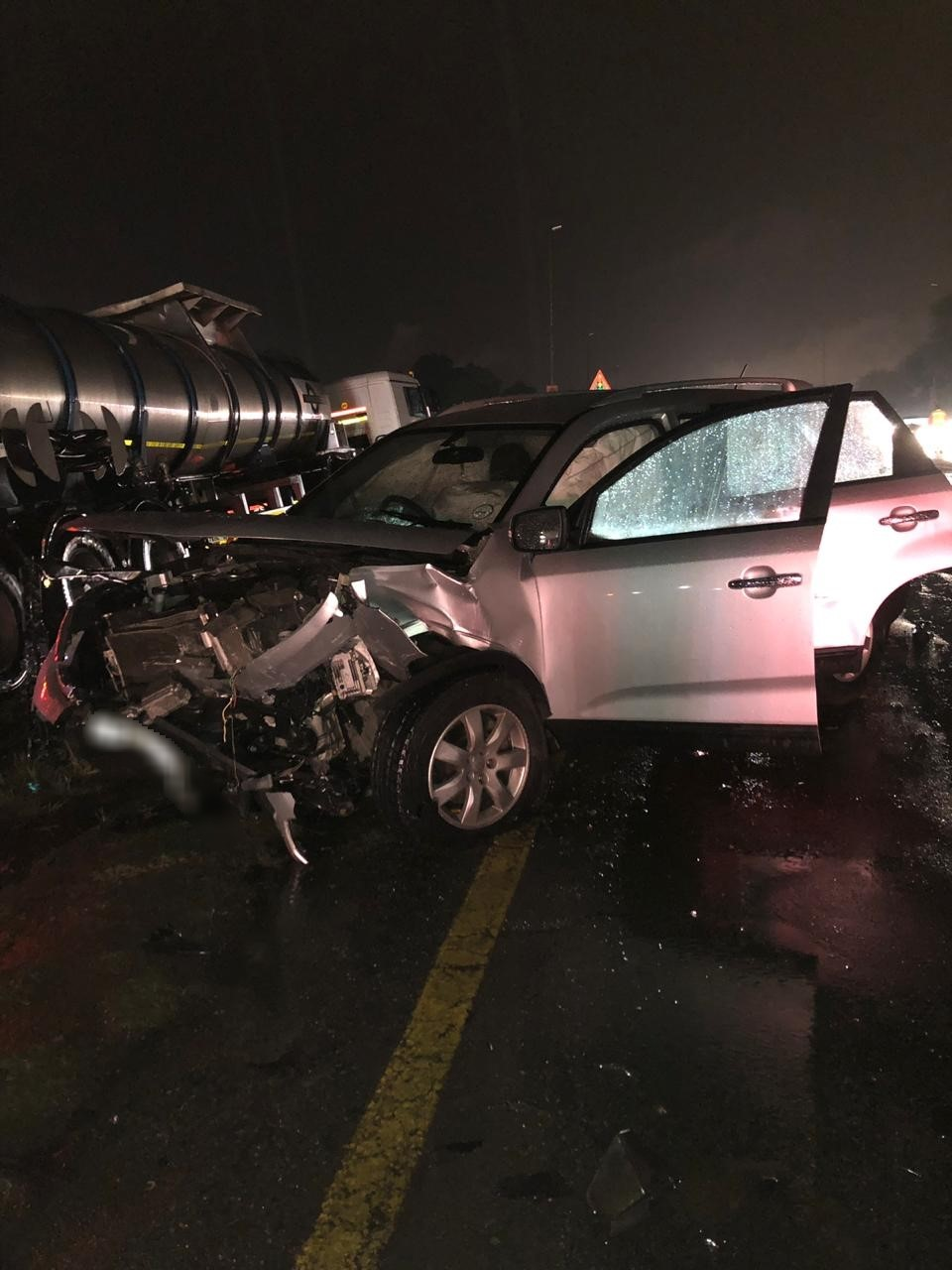 Man dies in accident on Barrage road   Parys Gazette