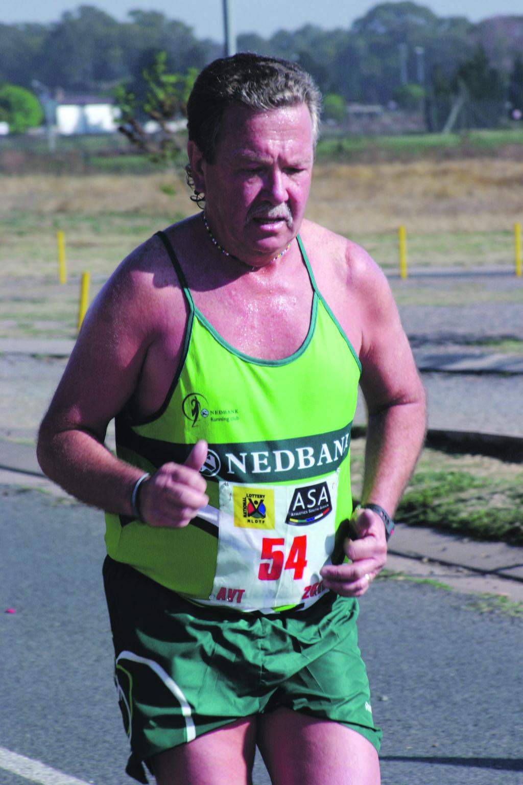 Wyle Hennie Janse van Rensburg (61).