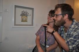 Wendy Keiller en James Brunke. Foto: Marianke Saayman
