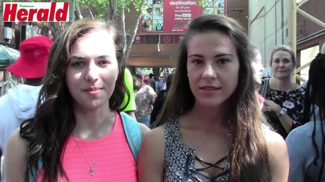 VIDEO: NWU Pukke verwelkom eerstejaars