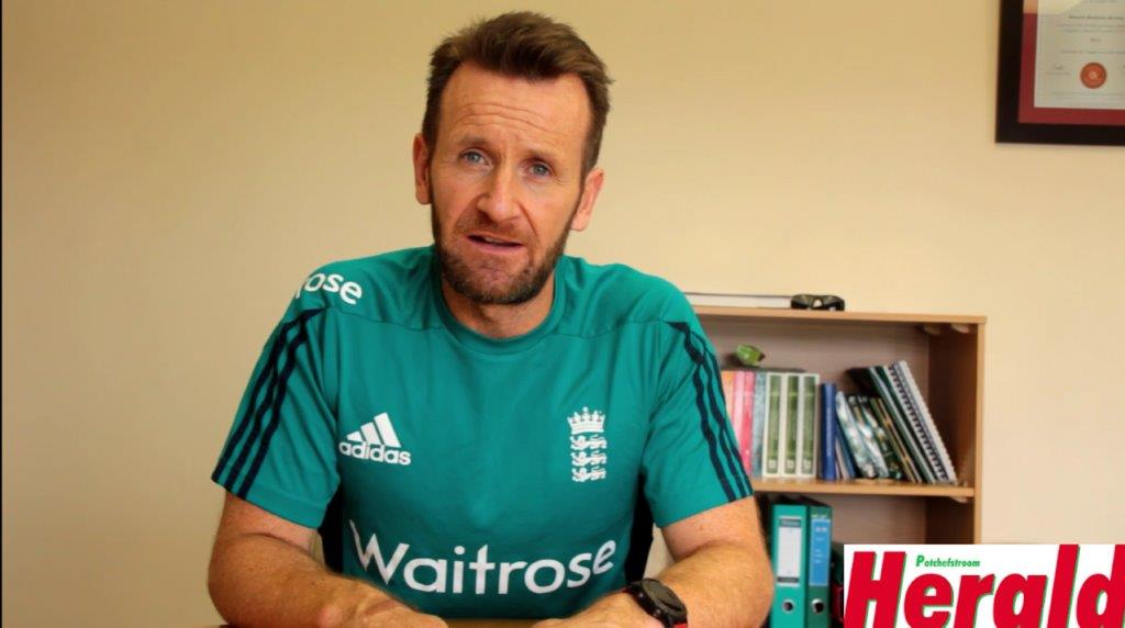England lead fast bowling coach, Kevin Shine.