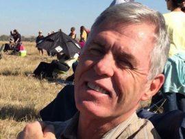 Mnr. Patrick McCord (66) wat in 'n ongeluk op die N12 dood is. Hy was op pad terug van die It's Time byeenkoms in Bloemfontein. Foto: Facebook