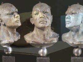 VIDEO: NWU studente maak dokkie oor beeldhouer