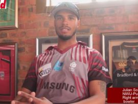 Video: Pukke ready to bring back Red Bull Campus Cricket trophy to Potch