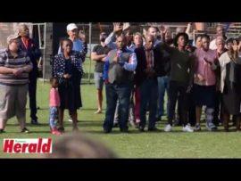VIDEO: Mass prayer gathering for Potchefstroom