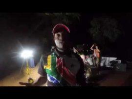 Agter die skerms in Australië saam NWU Sonkar #NWUNaledi