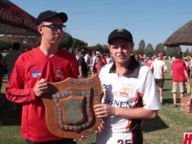 Video: Volkies is Noordwes krieketkampioene