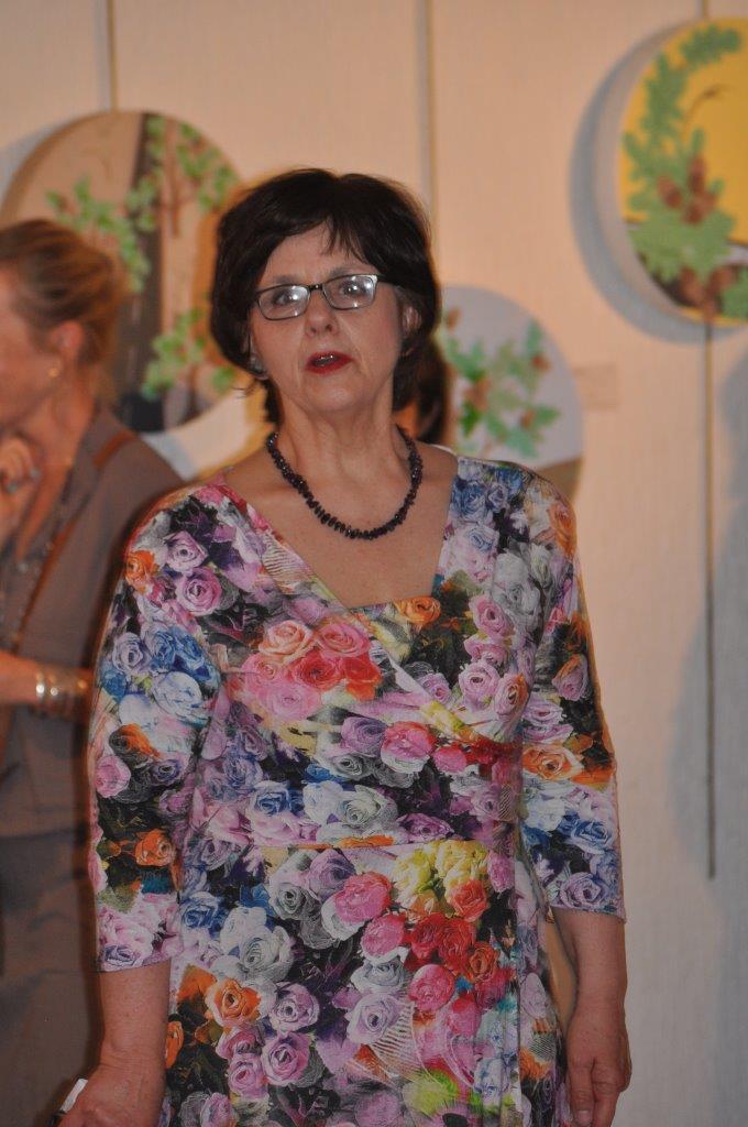 Die voorsitter van die eikelaan belangegroep, Lennie Gouws.   FOTO: Marianke Saayman