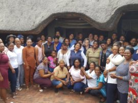 Die versorgers van die Potchefstroom Dienssentrum.