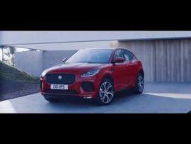 Daly launches Jaguar E Pace in Potch