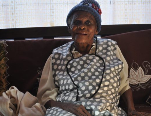 Martha still has a lot of life left in her. Photo: Dustin Wetdewich/Potchefstroom Herald