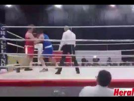 Nuwe plaaslike SA kampioen slaan opponente vuisvoos