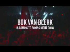 VIDEO: Bok van Blerk by Boxing night te sien