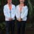 Botha du Toit en Bianca Opperman het weer in lewensredding geskitter en by die Orange Cup in Nederland 'n klomp medaljes behaal.