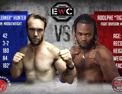 Local MMA fighter looking to retire opponent   Potchefstroom