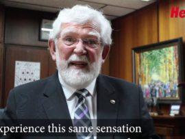 VIDEO: Prof. Fika bedank gemeenskap