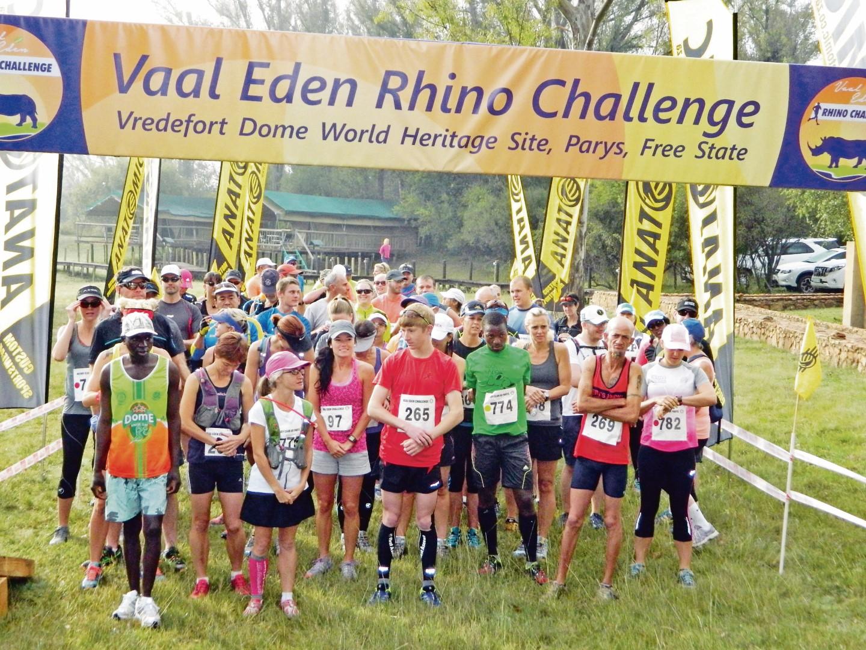 Vaal Eden Rhino Challenge