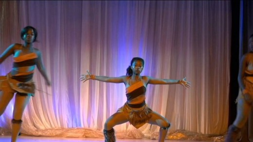 TALENT 19 - Lebohang Mokoena, Gr10, Bontle Nonyane, Gr 10, Buhle Radebe, Gr10, Vaalpark Articon, Dance