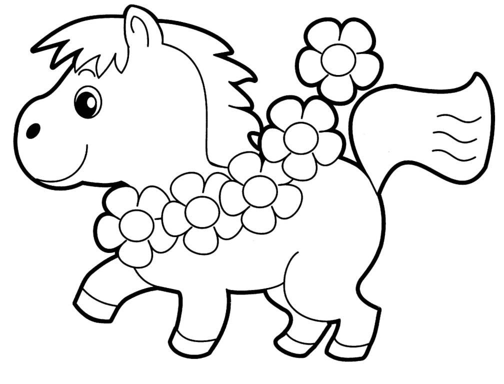 Colour-in gallery - animals | Sedibeng Ster