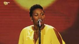 Lucia Jakeni in SA Idols' top 10.