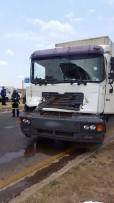 Truck-collision