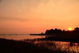 Die Vaaldam styg by die dag - Fotograaf: Nicky J. Van Vuuren, Chilli PicNic