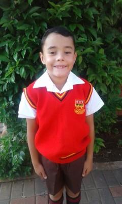 Ricardo Seiros Grade 1, 2017