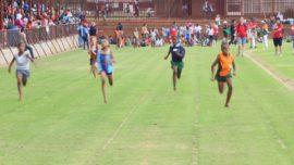 Watch: DR Nhlapo Primary hosts athletics